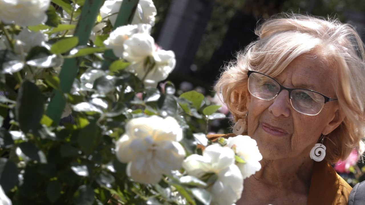 Menos mal, Carmena vuelve para cuidar la Democracia
