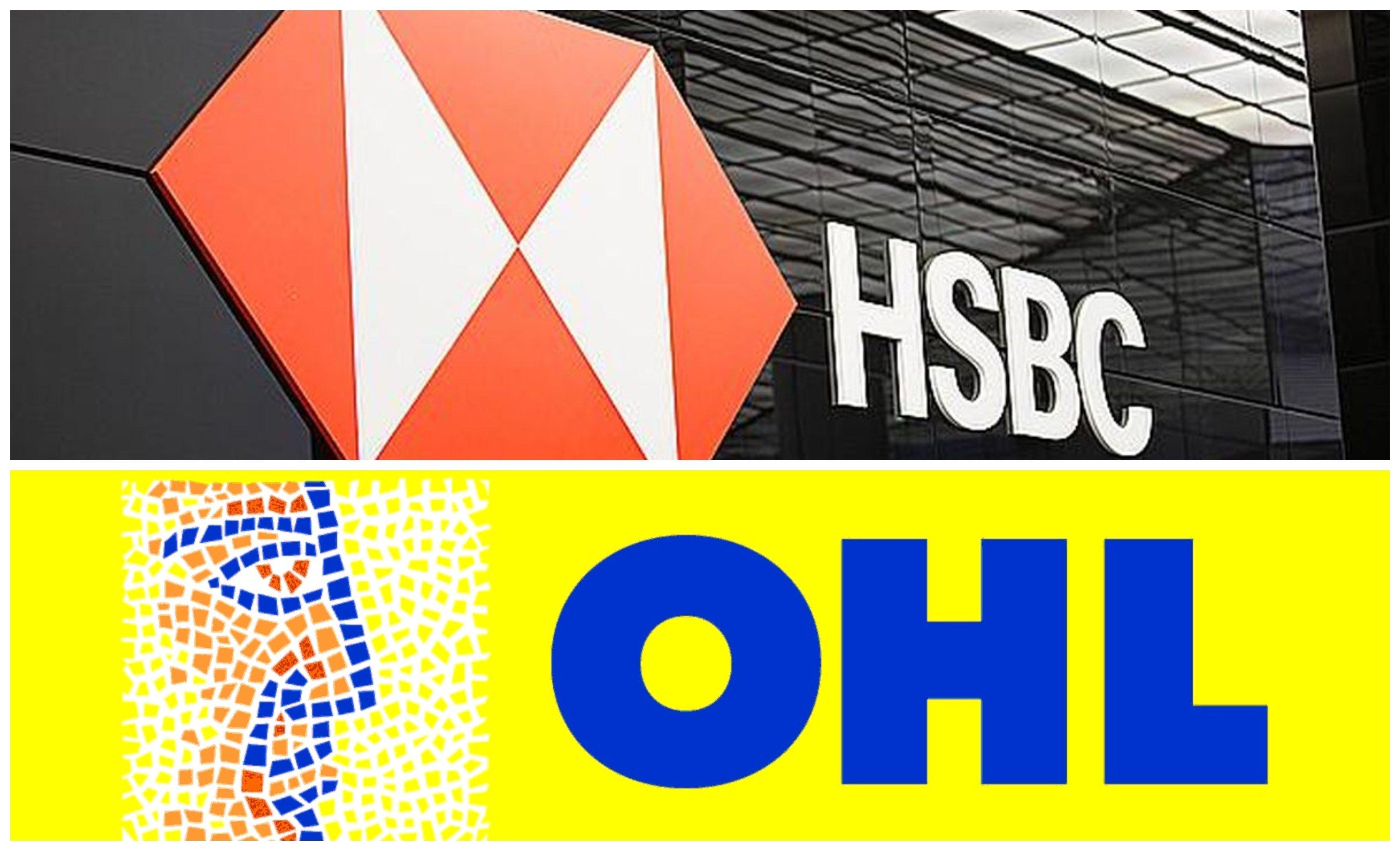 HSBC ha ganado unos seis millones de euros pero ha perjudicado al resto de accionistas de OHL, principalmente a los minoritarios