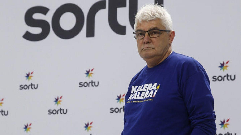 Uno de los detenidos por la Guardia Civil, el histórico etarra 'Kubati'