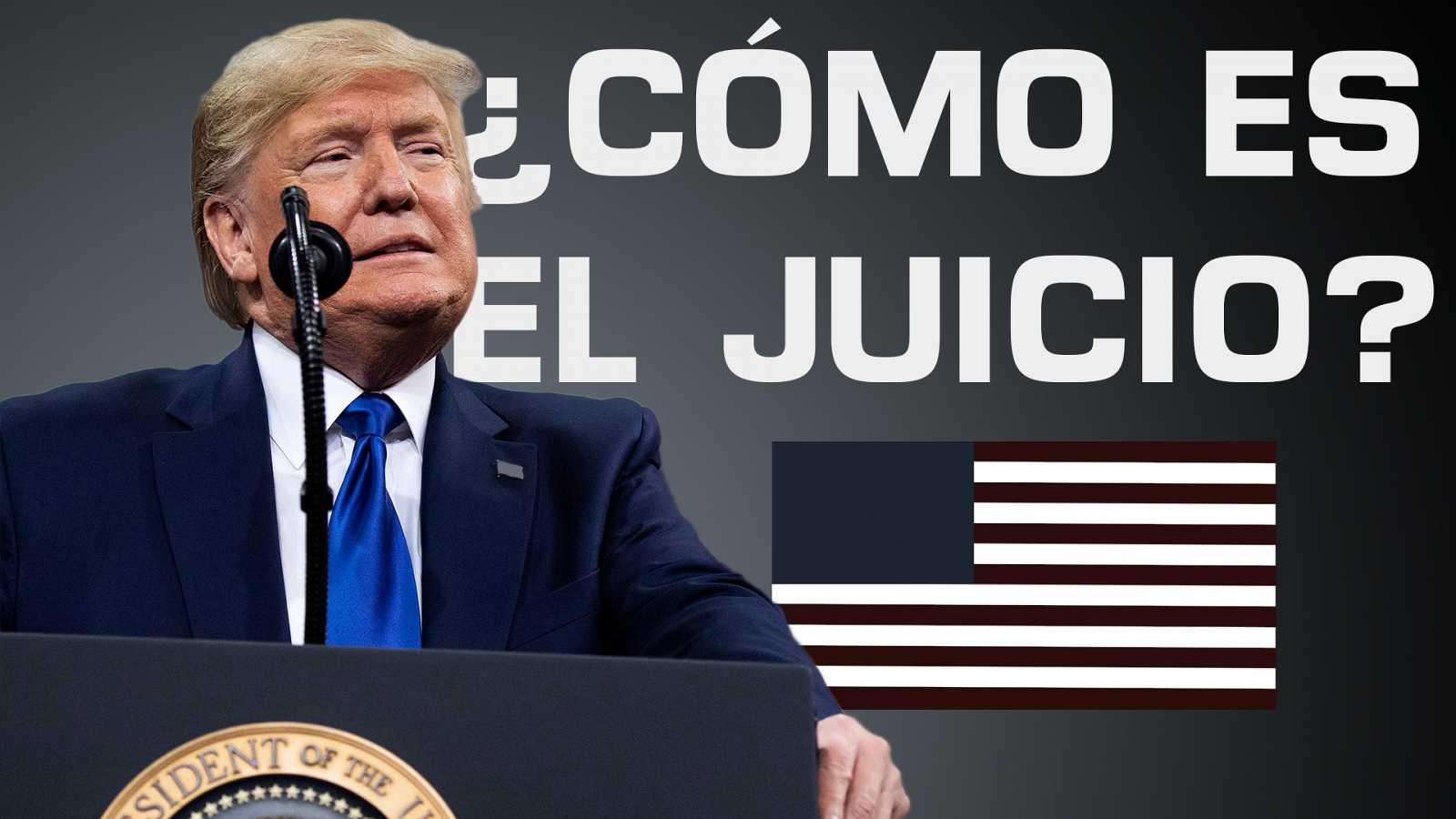 La aprobación a Trump entre los estadounidenses aumenta