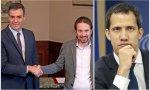 """La financiación de Podemos. Sánchez no recibirá al venezolano Guaidó. Pablo Casado (PP):  """"¿No le deja Podemos?"""""""