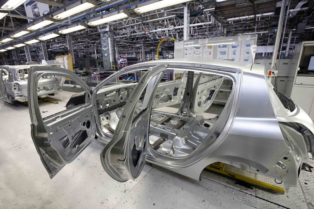 En España hay 16 fábricas de grupos automovilísticos