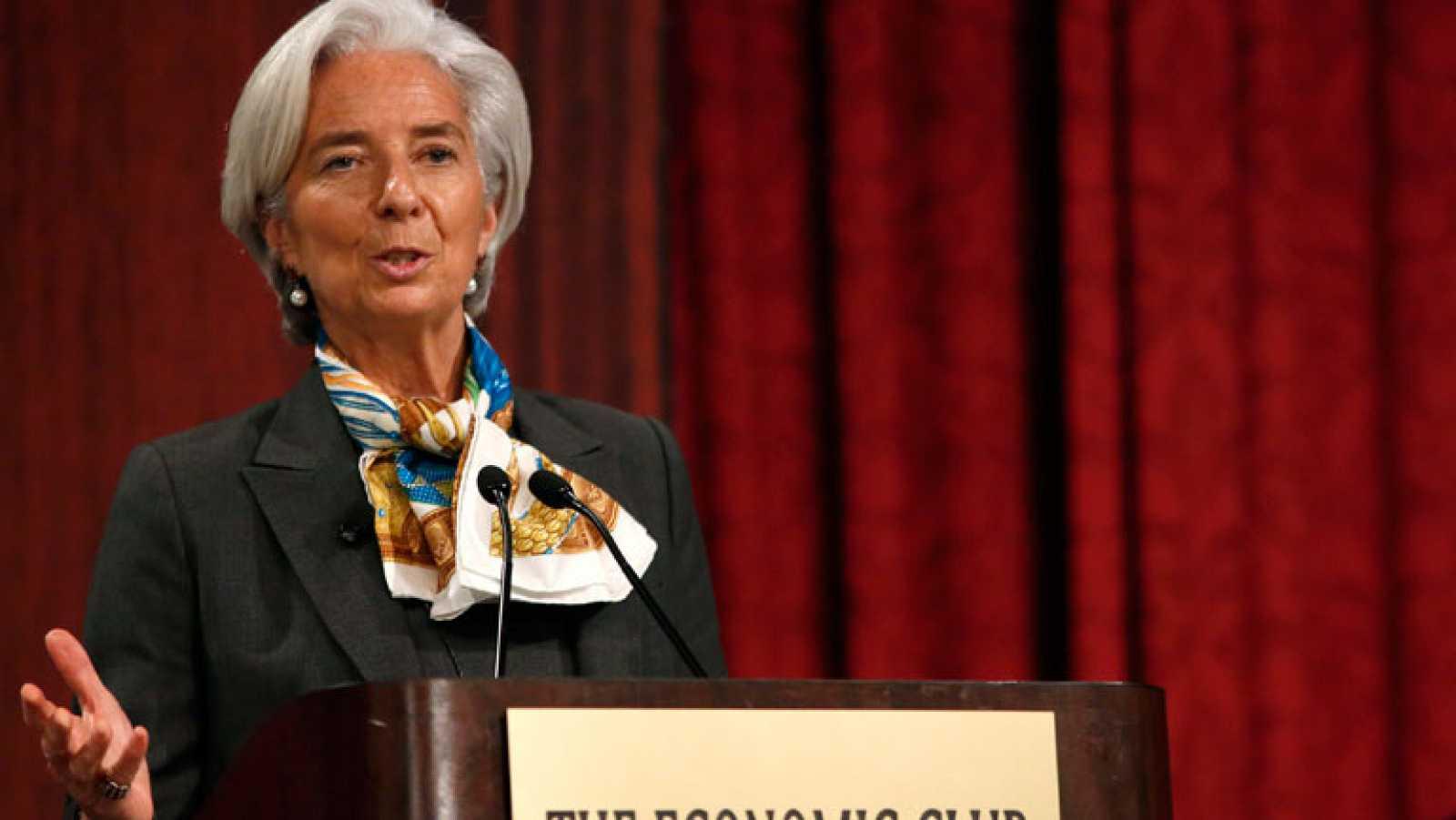 BCE. Lagarde ofrece más dinero: ¡es la guerra!