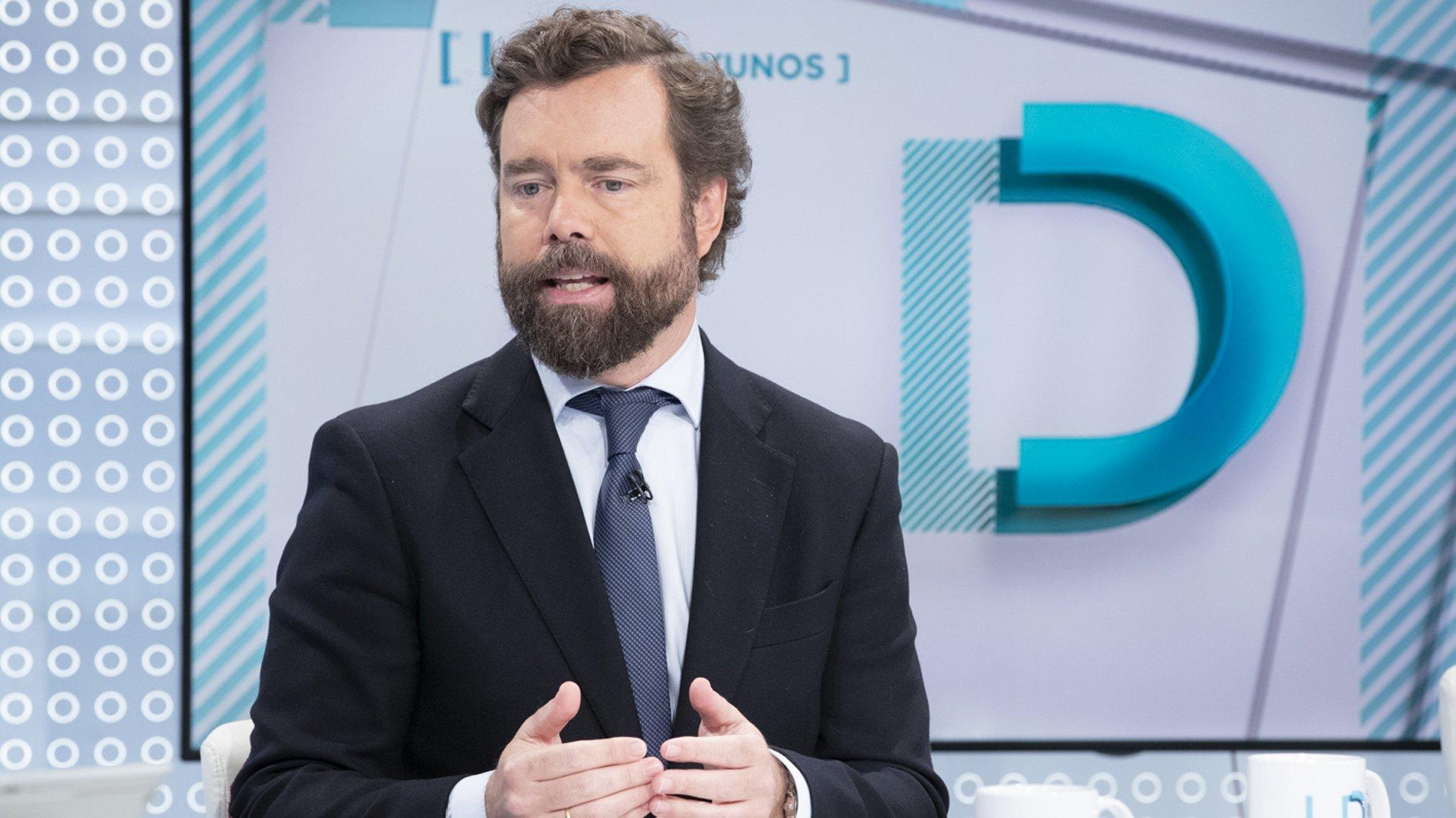 PIN parental. Progres enloquecidos: RTVE manipula al portavoz parlamentario de Vox, Espinosa de los Monteros
