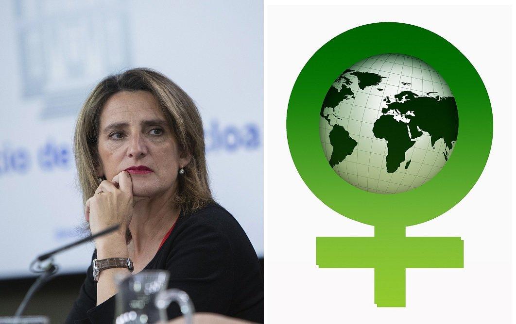 La vicepresidenta de Transición Ecológica, Teresa Ribera, la miembro más 'verde' del Gabinete Sánchez... también es feminista