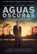 cartel AGUAS OSCURAS