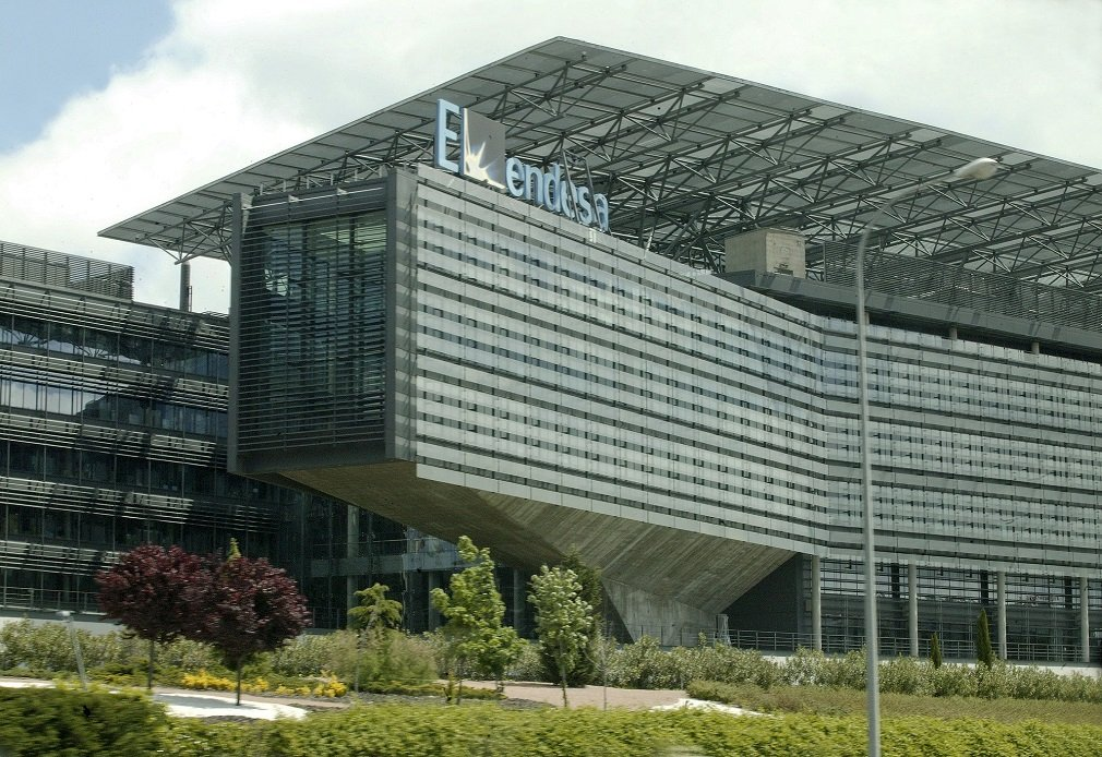 Sede central de Endesa en Madrid