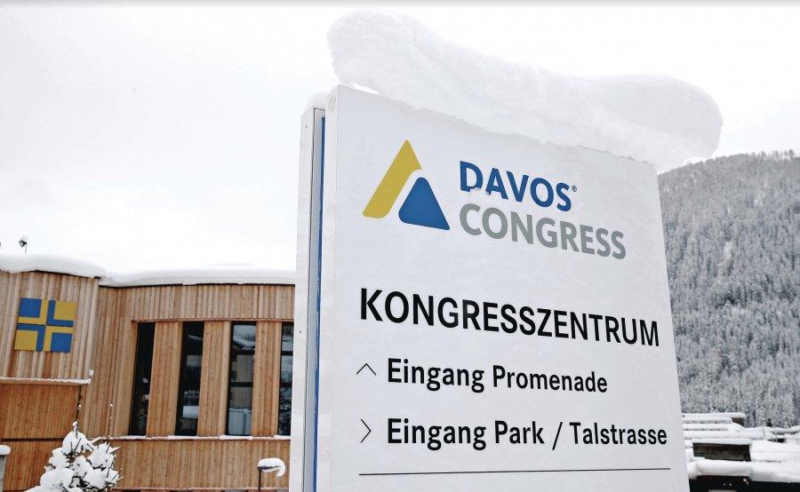 Davos. Los ricos de Suiza predican la extinción masiva, la de Greta: justo lo que les conviene