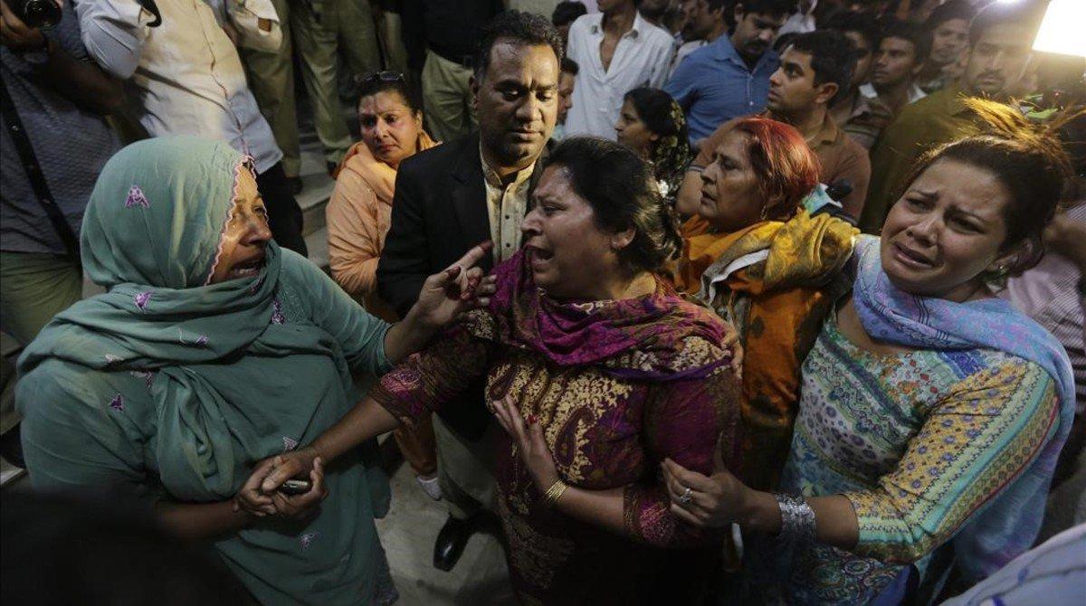 Los cristianos son perseguidos en Pakistán
