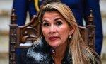 La presidenta interina, Jeanine Añez, cambia de opinión: sí se presentará a las elecciones de mayo