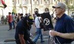 Garzón en las calles de Chile
