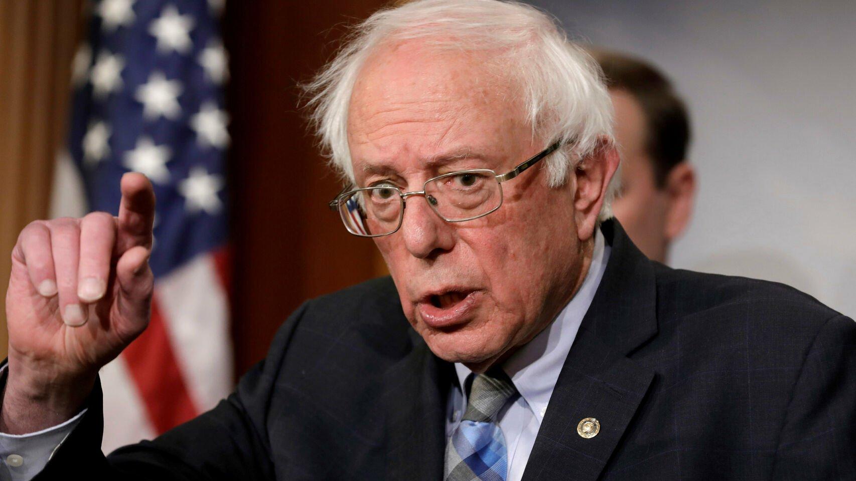 Sanders, partidario del aborto para frenar el cambio climático, lidera las encuestas demócratas