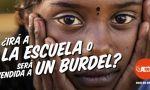 Según el informe de Save the Children, 1,8 millones de niños se explotan sexualmente en todo el mundo