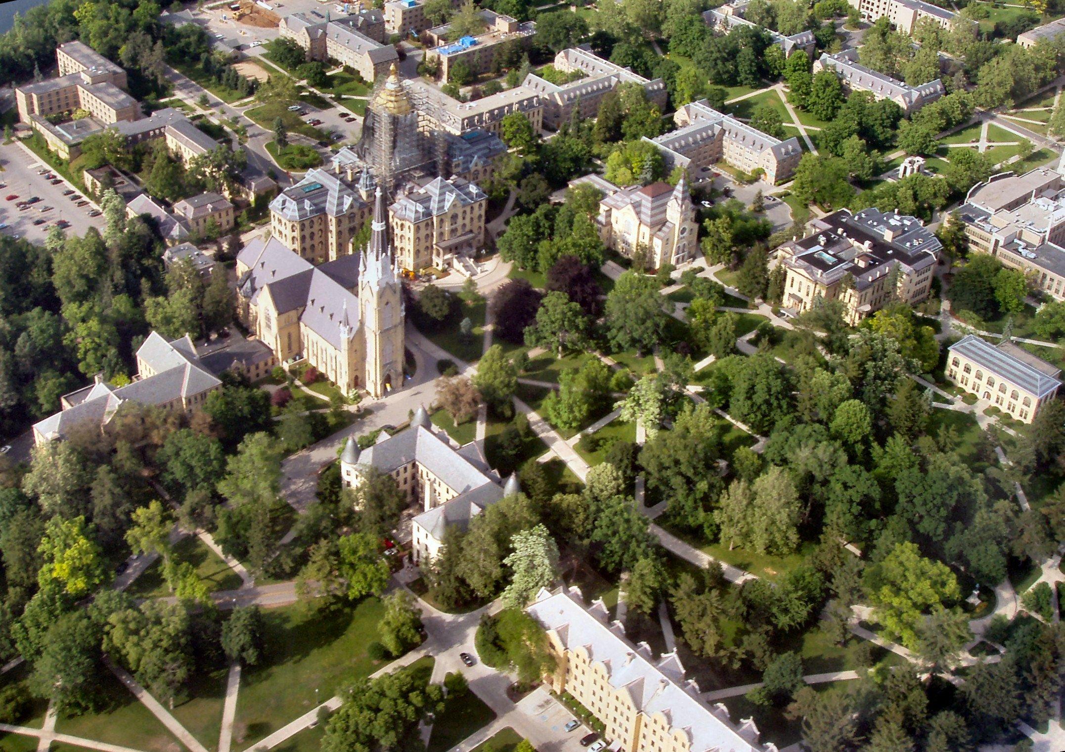 EEUU: un juez federal avala una demanda abortista contra la Universidad de Notre Dame, situada en Indiana, por no repartir anticonceptivos