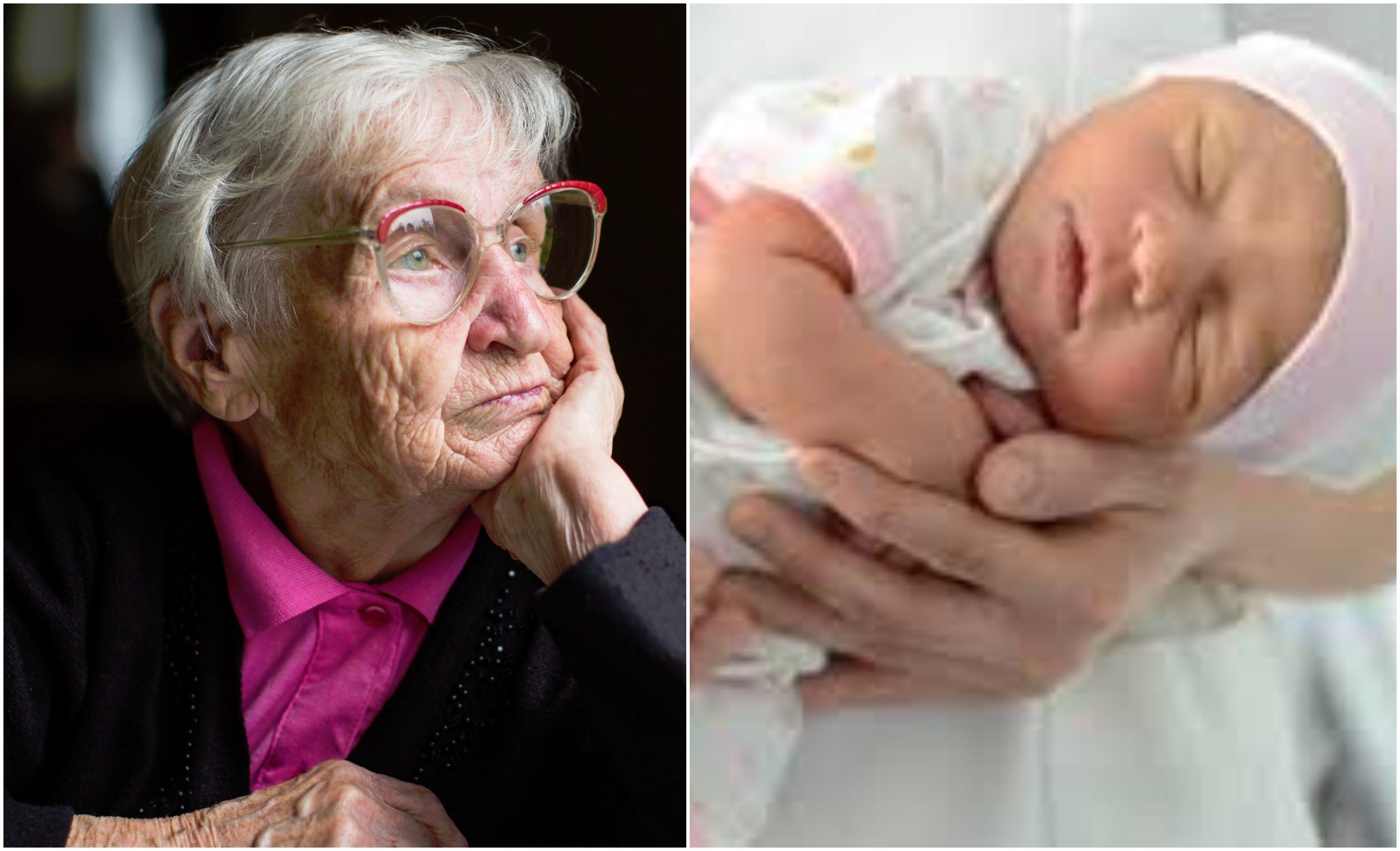 Ancianos y bebéslos socialistas no han cambiado: débil con los fuertes, fuertes con los débiles. Y los débiles son los niños (aborto) y los ancianos (eutanasia)