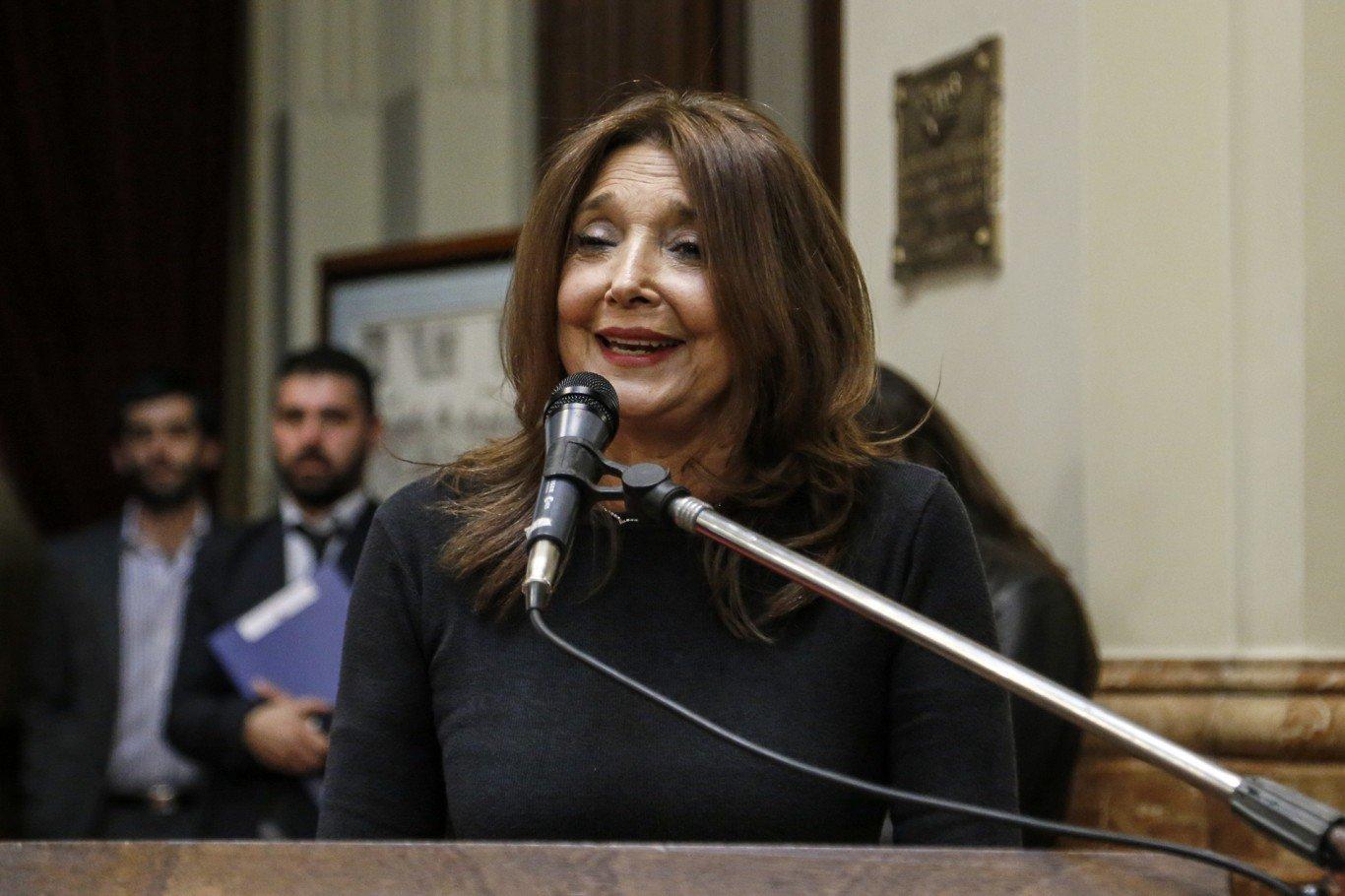 La abortista argentina Marisa Graham