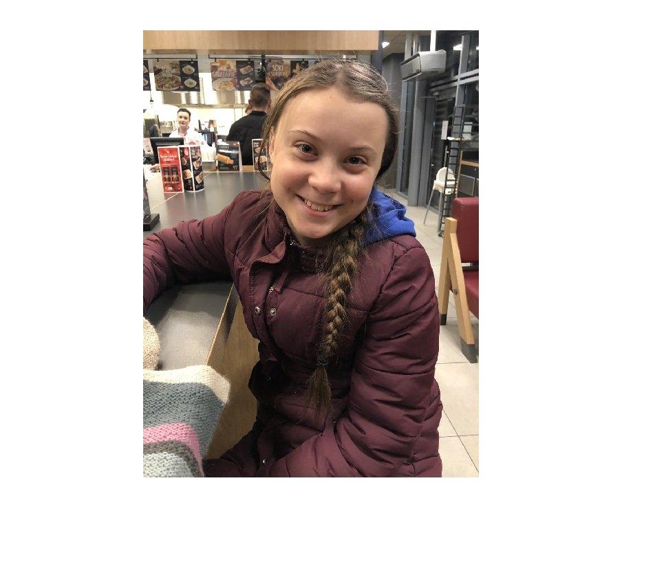 """Greta empieza a hacer caja: registra su nombre y el de su movimiento """"Fridays For Future"""" como marcas comerciales"""