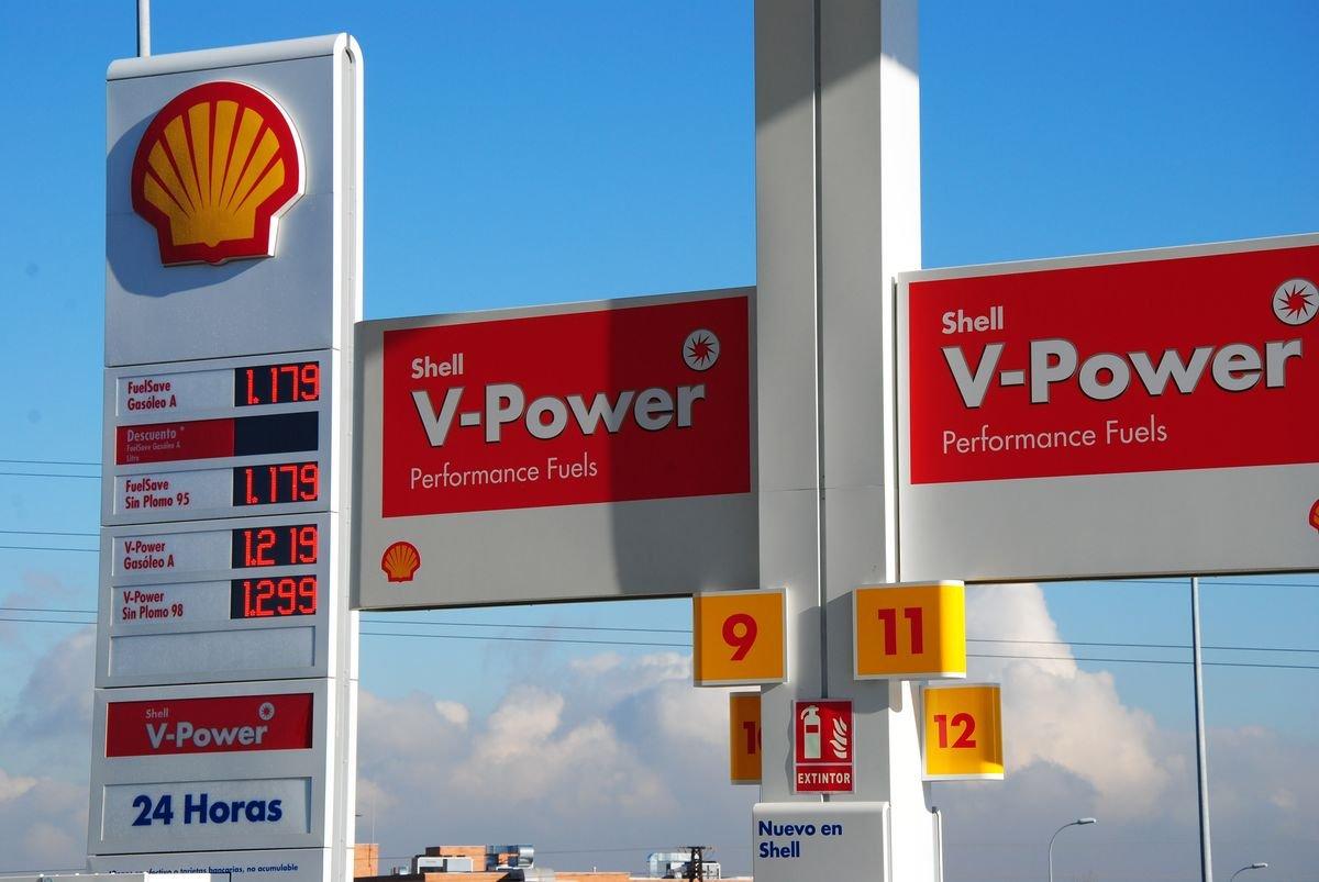 Shell decepciona al mercado (-3%): beneficio de 15.843 millones de dólares (-32%), lastrado por el abaratamiento de petróleo y gas