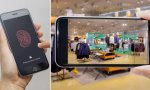 La biometría y realidad aumentada se han vuelto herramientas fáciles de usar en los 'smartphones'