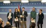 Diputados de ERC, JxCat, Bildu, CUP y BNG cobran más de 5.000 euros al mes de la monarquía constitucional, pero leen un manifiesto republicano