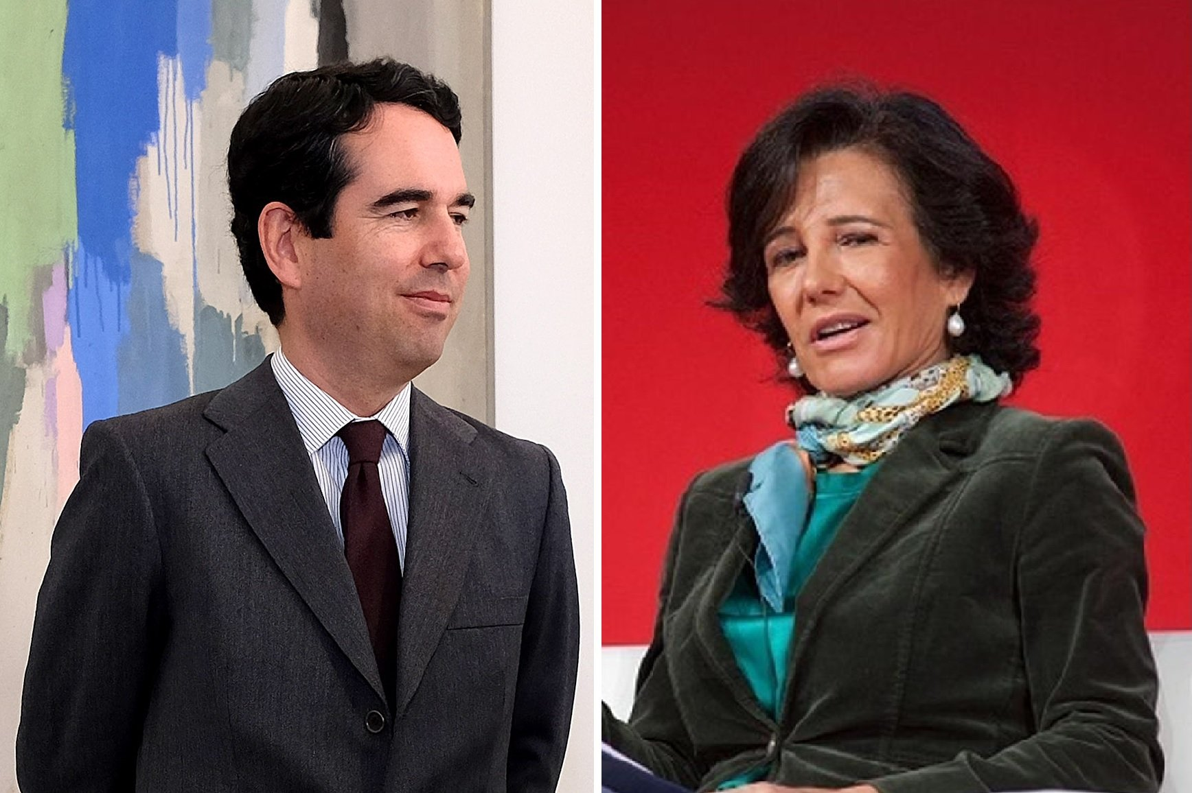 Javier Botín manda en la sindicatura y su hermana Ana, en el banco