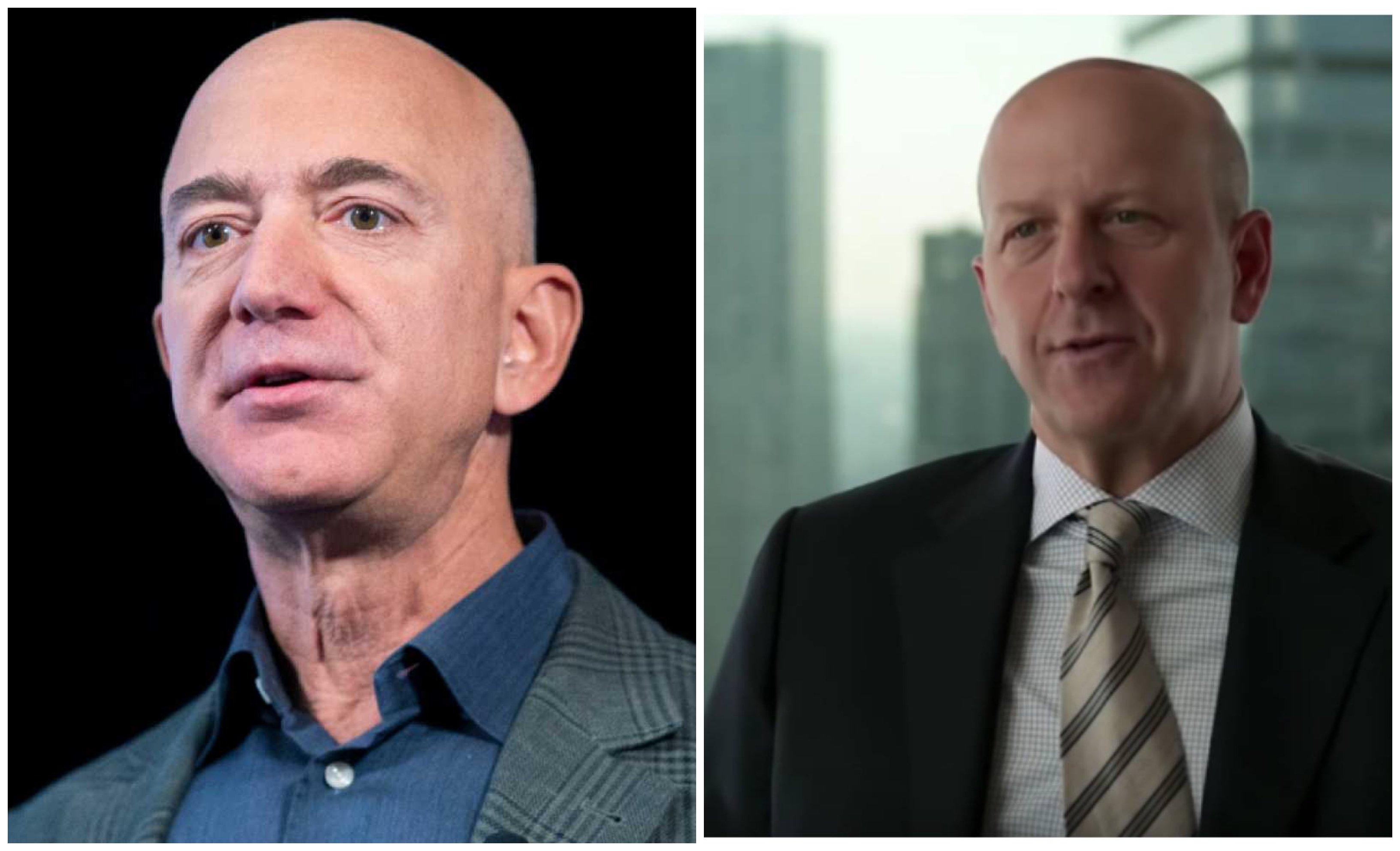 Bezos y Solomon