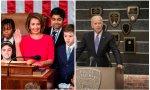 Ejemplos de legisladores estatales aborteros podrían ser Nancy Pelosi y Joe Biden.