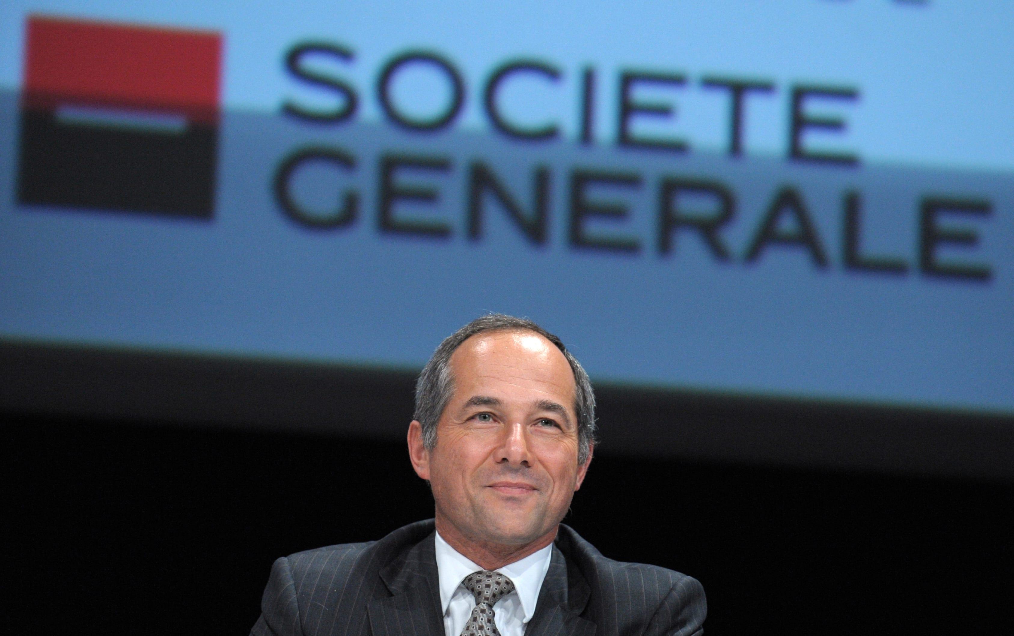 Fréderic Oudéa es optimista a pesar de que el beneficio del banco cayó un 21% en 2019