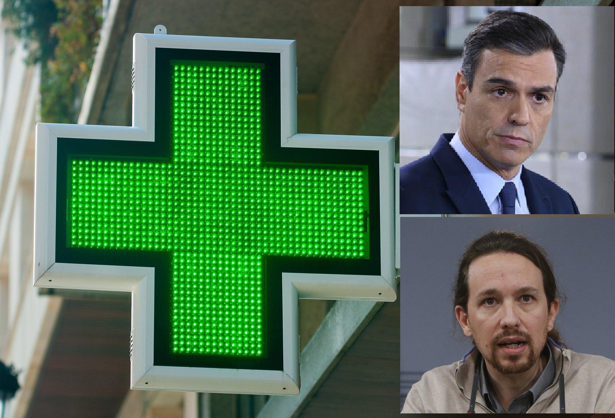 Los eutanásicos Pedro Sánchez y Pablo Iglesias