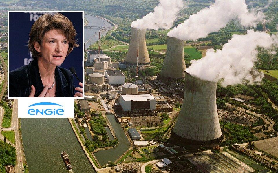 Isabelle Kocher no renovará como CEO de Engie... y ya no tendrá que preocuparse de qué hacer con la nuclear en Bélgica