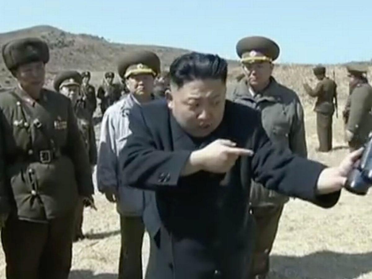 Kim Jong un contra el coronavirus