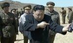 Kim Jong-un no pasa hambre. Su pueblo, sí