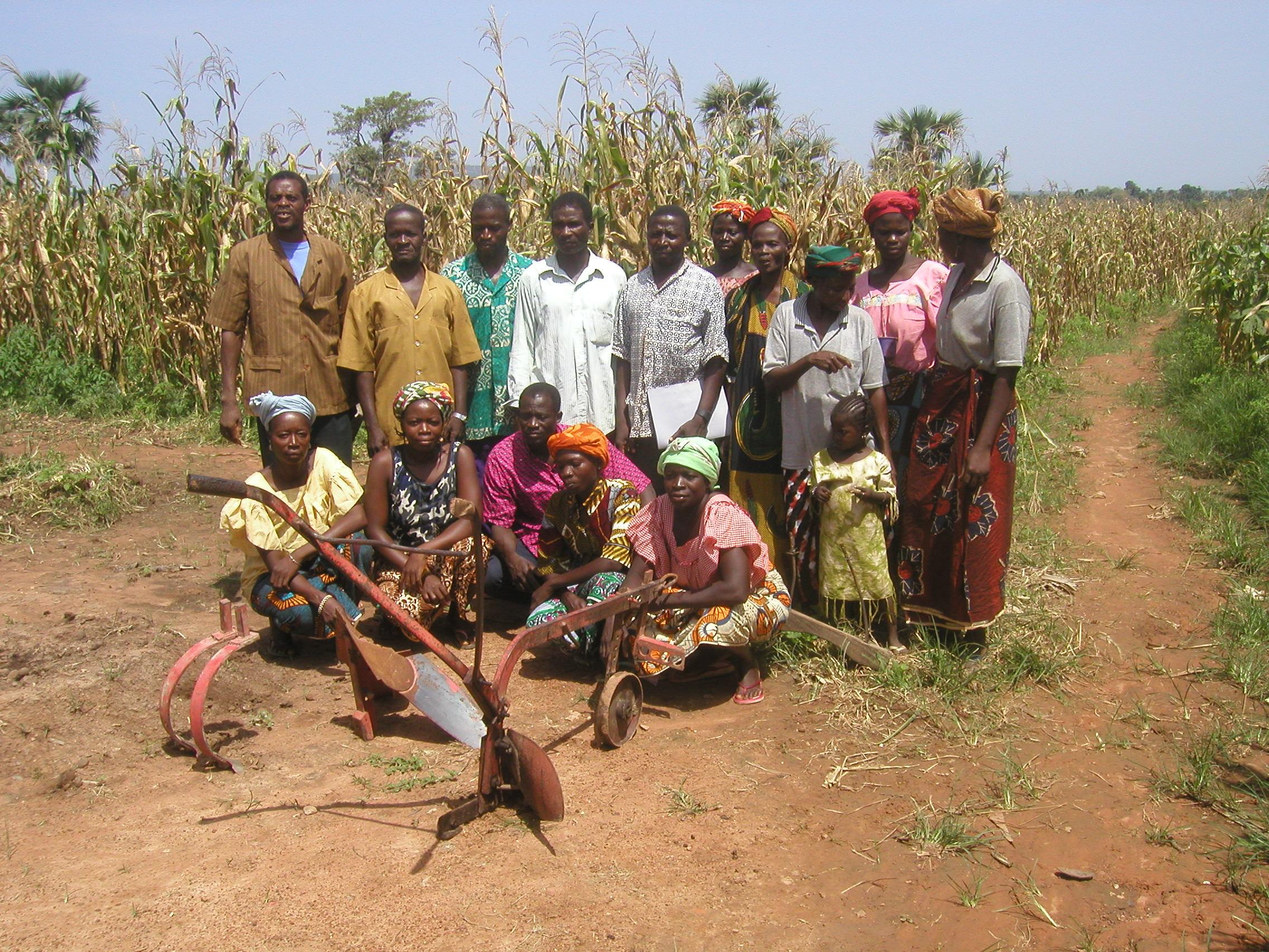 Mujeres burkina faso