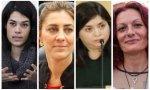 Las mujeres de Unidas Podemos: tres, con problemas ante la justicia y una cuarta se niega a desalojar el despacho del ayuntamiento