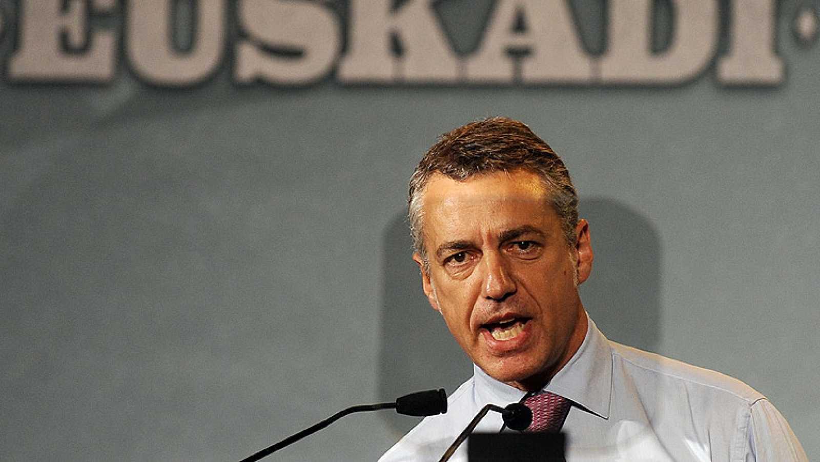 El lehendakari Urkullu convoca elecciones en Euskadi para el 5 de abril