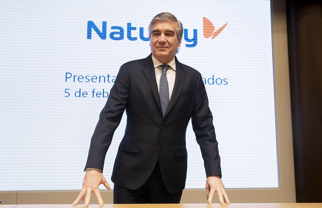 Francisco Reynés es presidente y CEO de Naturgy desde febrero de 2018