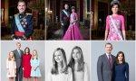 Nuevas fotos oficiales de la Familia Real