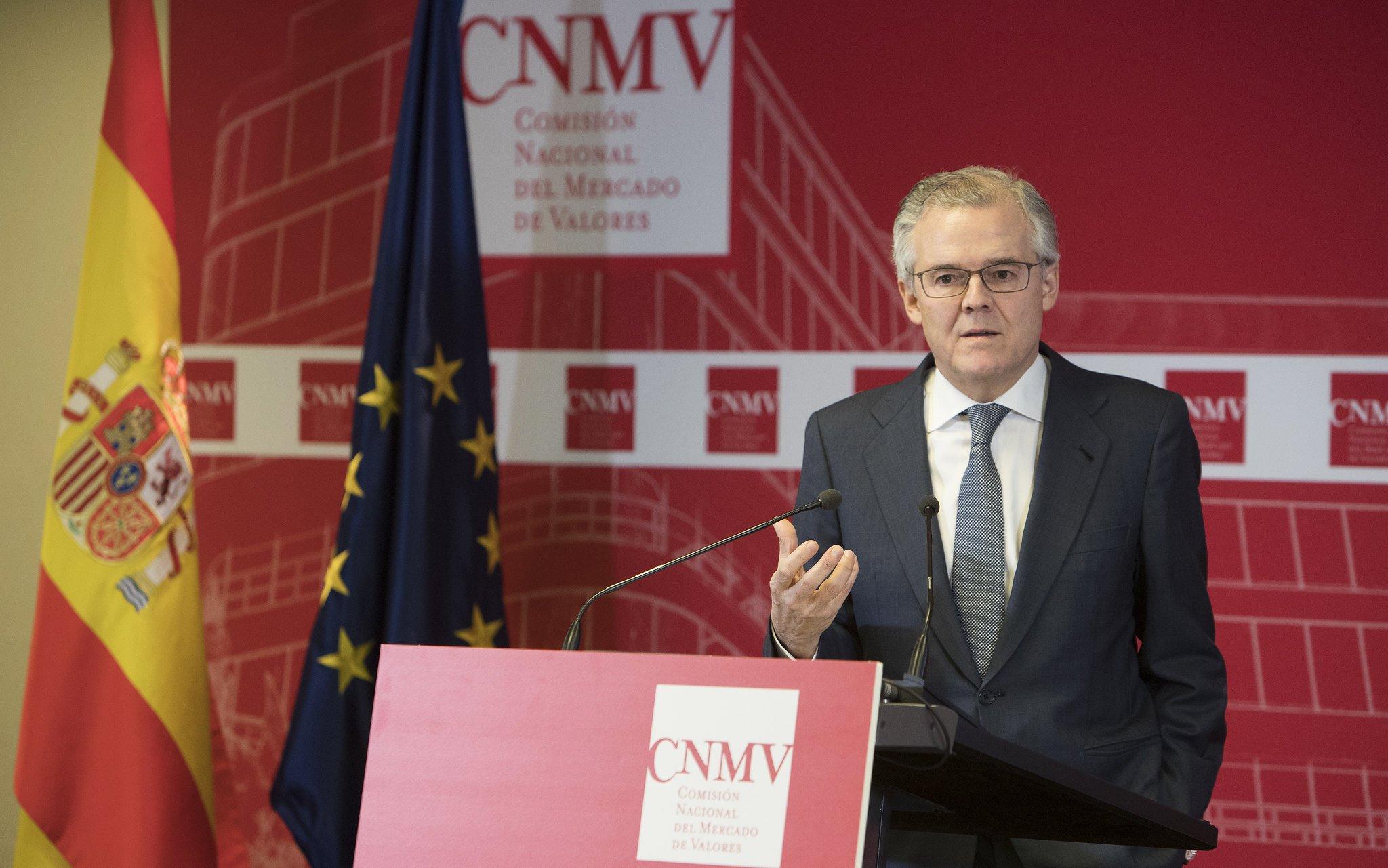 CNMV. Sebastián Albella: un burócrata opaco