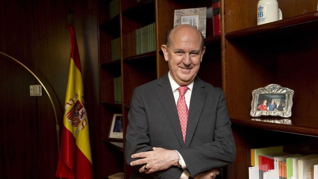 El magistrado del Tribunal Constitucional Andrés Ollero, recusado por la Generalitat, participará en todas las deliberaciones que afectan a Cataluña.