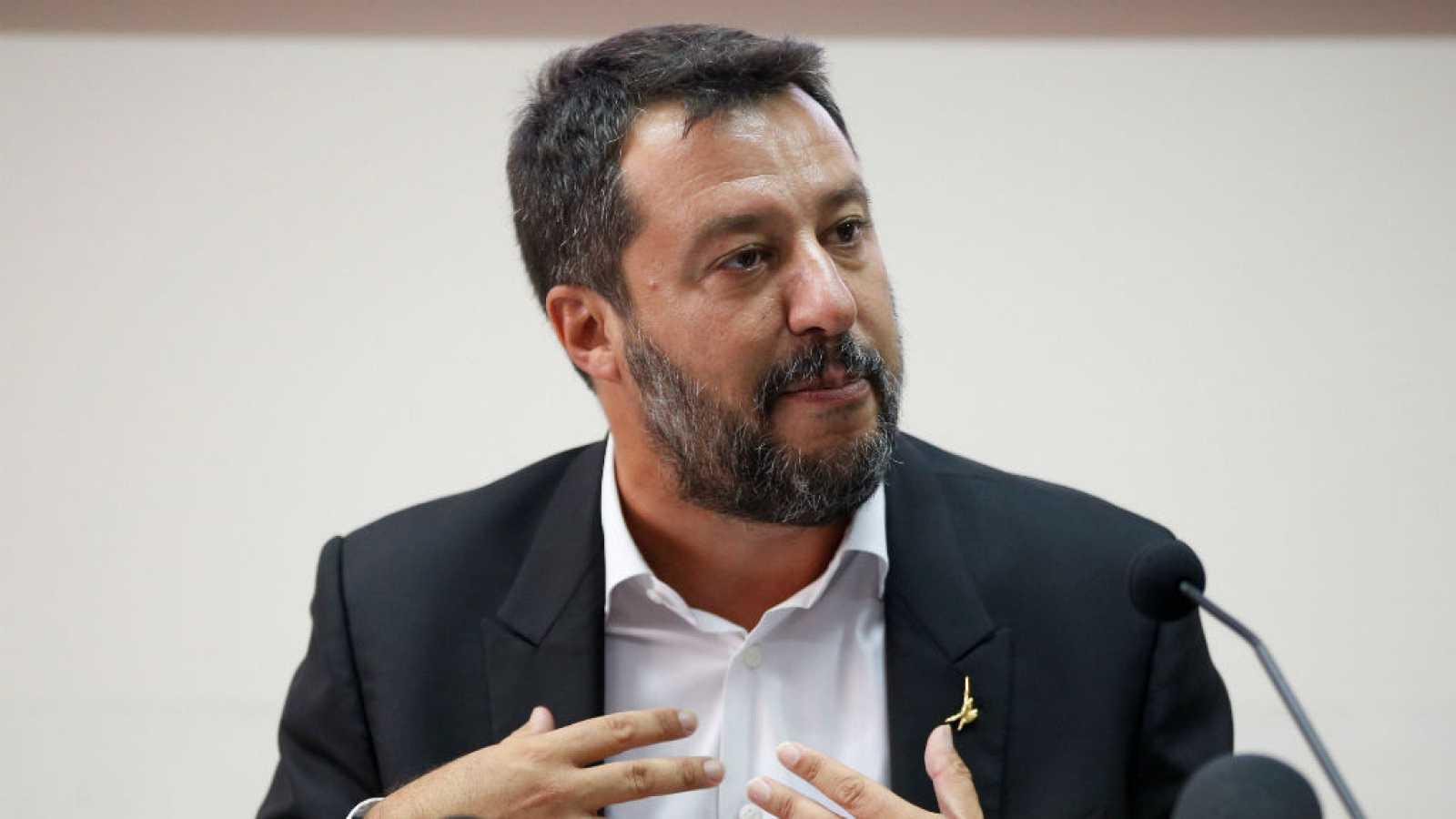 """Salvini, tras renunciar a la inmunidad: """"Quiero ir a juicio para contar al mundo que estas políticas salvaron decenas de miles de vidas"""""""