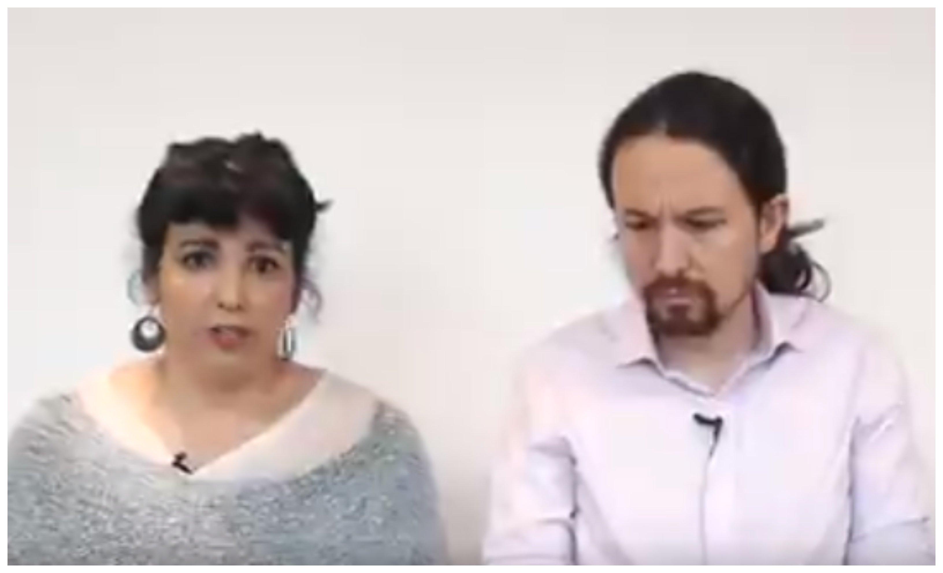 'Contradictio in terminis': Teresa Rodríguez se va de Podemos para crear otra fuerza política pero no competirá con los de Pablo Iglesias