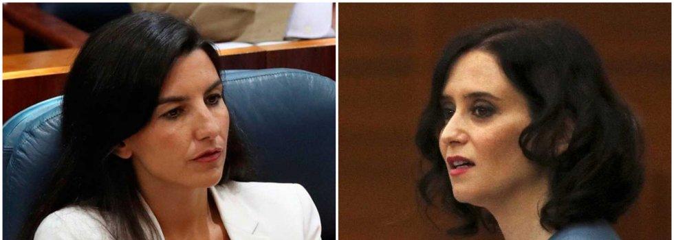 """Rocío Monasterio anima a Díaz Ayuso a enfrentarse al """"consenso progre"""" contra el pin parental"""