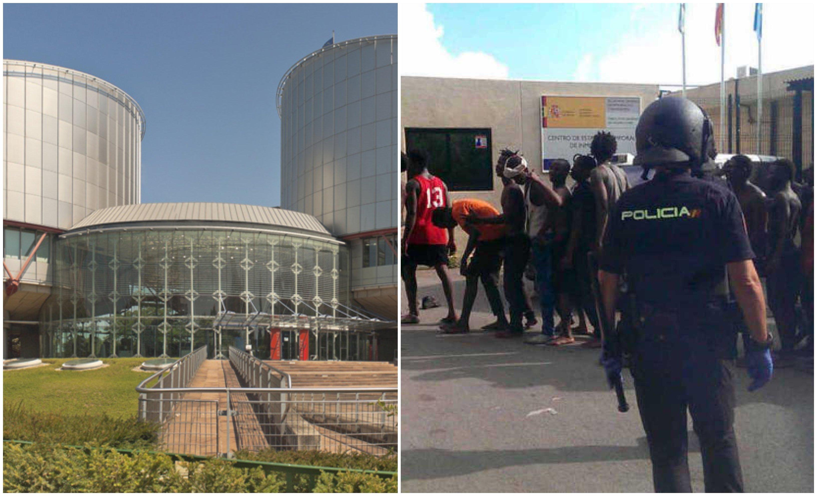 Estrasburgo da la razón en España: acepta la devolución 'en caliente' de ilegales