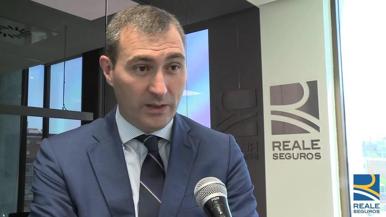 Ignacio Mariscal, CEO de Reale