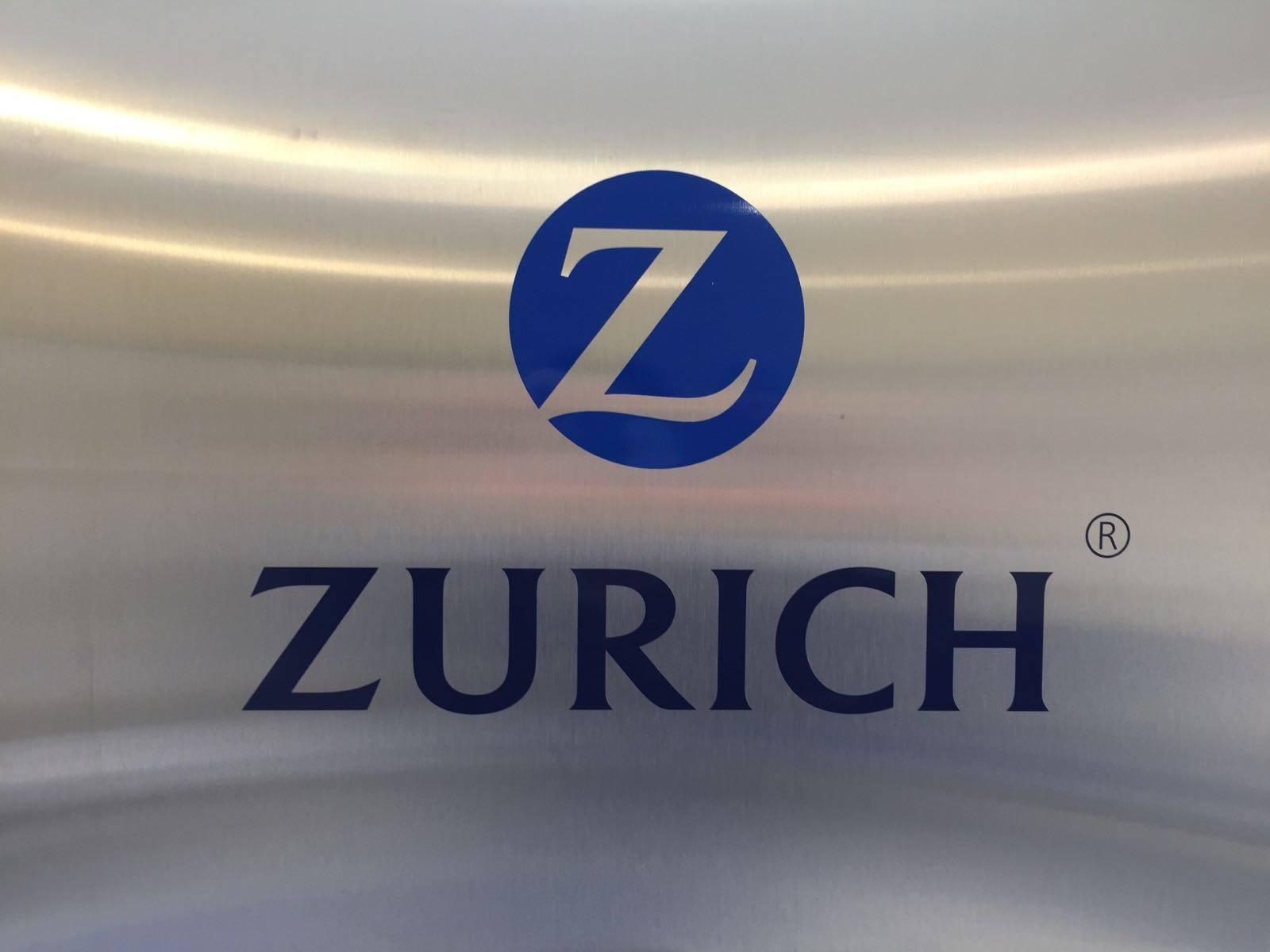 Zurich ganó 3.822 millones de euros en 2019, un 11,6% más