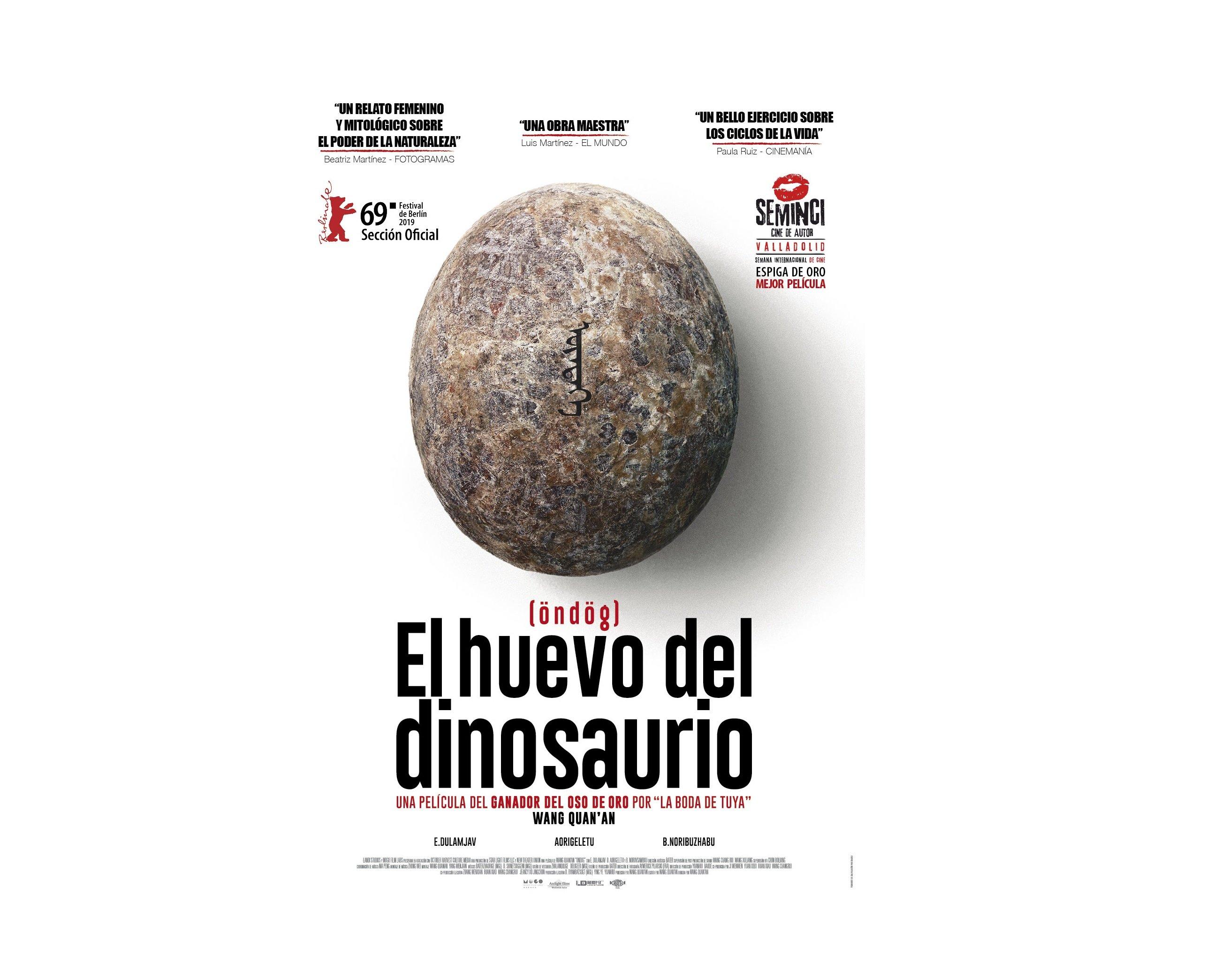 'El huevo del dinosaurio'