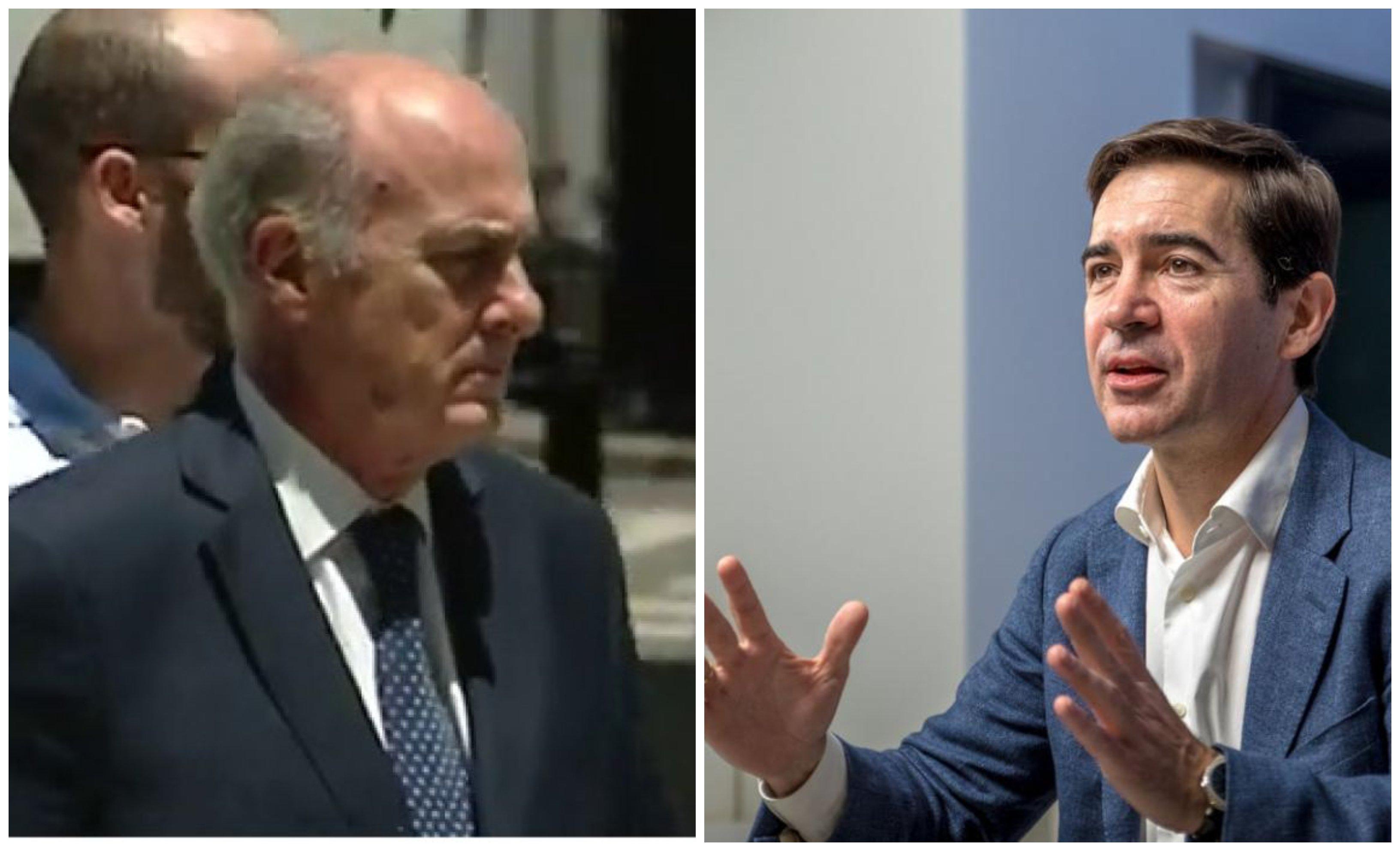 BBVA-Villarejo. El juez se cabrea, otra vez, con el presidente Carlos Torres, ahora por el forensic