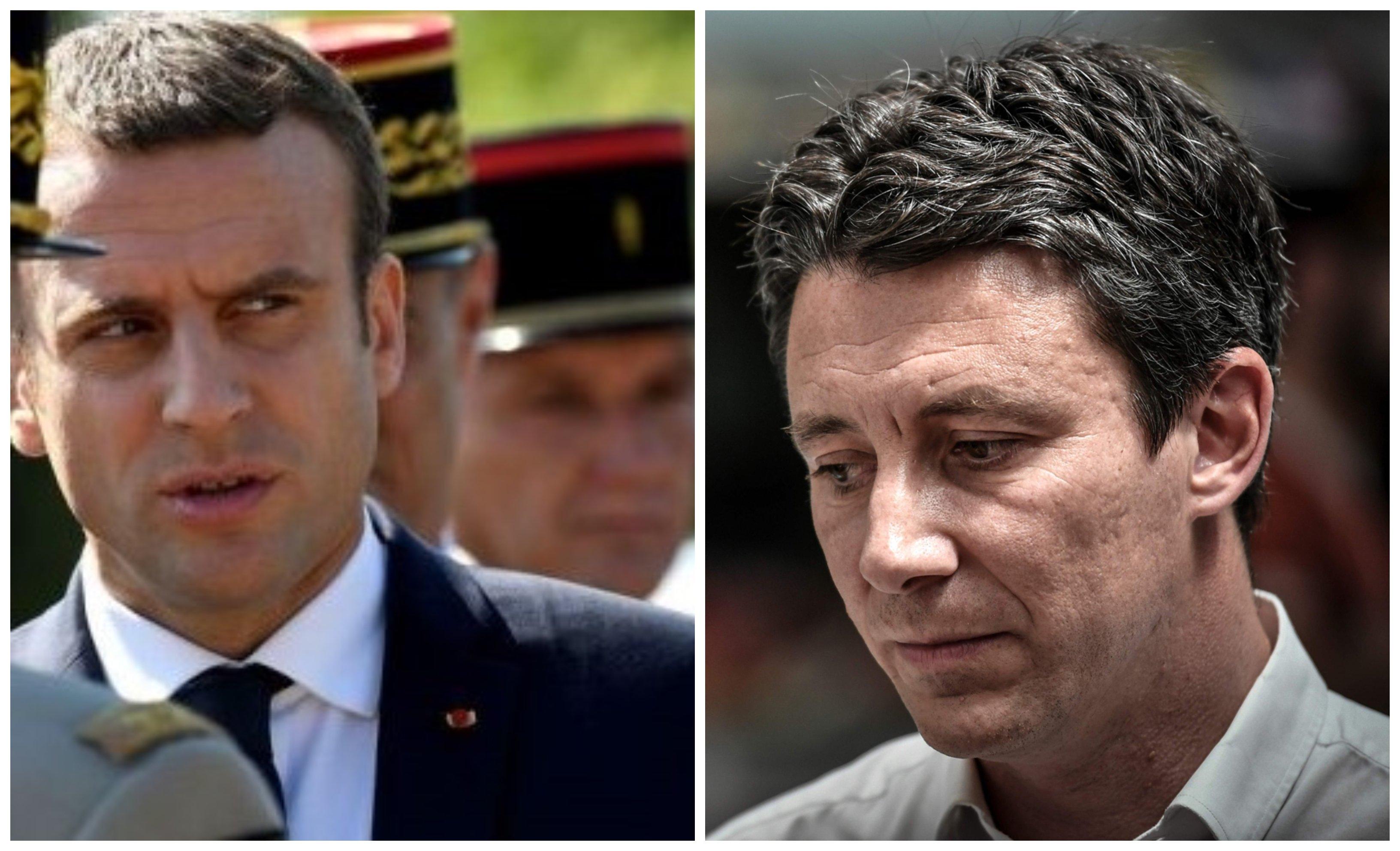 ¡Qué semana llevas Emmanuel!: De los asistentes sexuales al 'ménage à trois' de tu candidato a alcalde de París