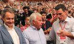 Las dos almas del PSOE: Felipe González y José Luis Rodríguez Zapatero