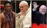 El Papa aprovechó el Sínodo de la Amazonia para 'relanzar' la Eucaristía. a los católicos progres no les ha gustado